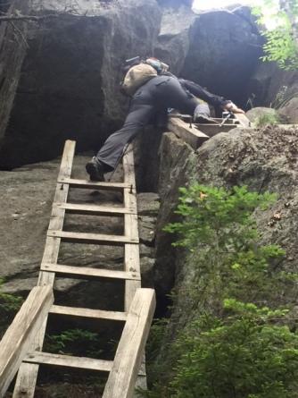 Morgan ladders