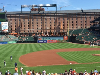 Orioles Park at Camden Yards